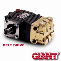 GIANT PUMPS - P217L-SG - Triplex Ceramic Plunger Pump