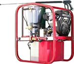 SK40005VH Hot Mobile Pressure Washer Skid
